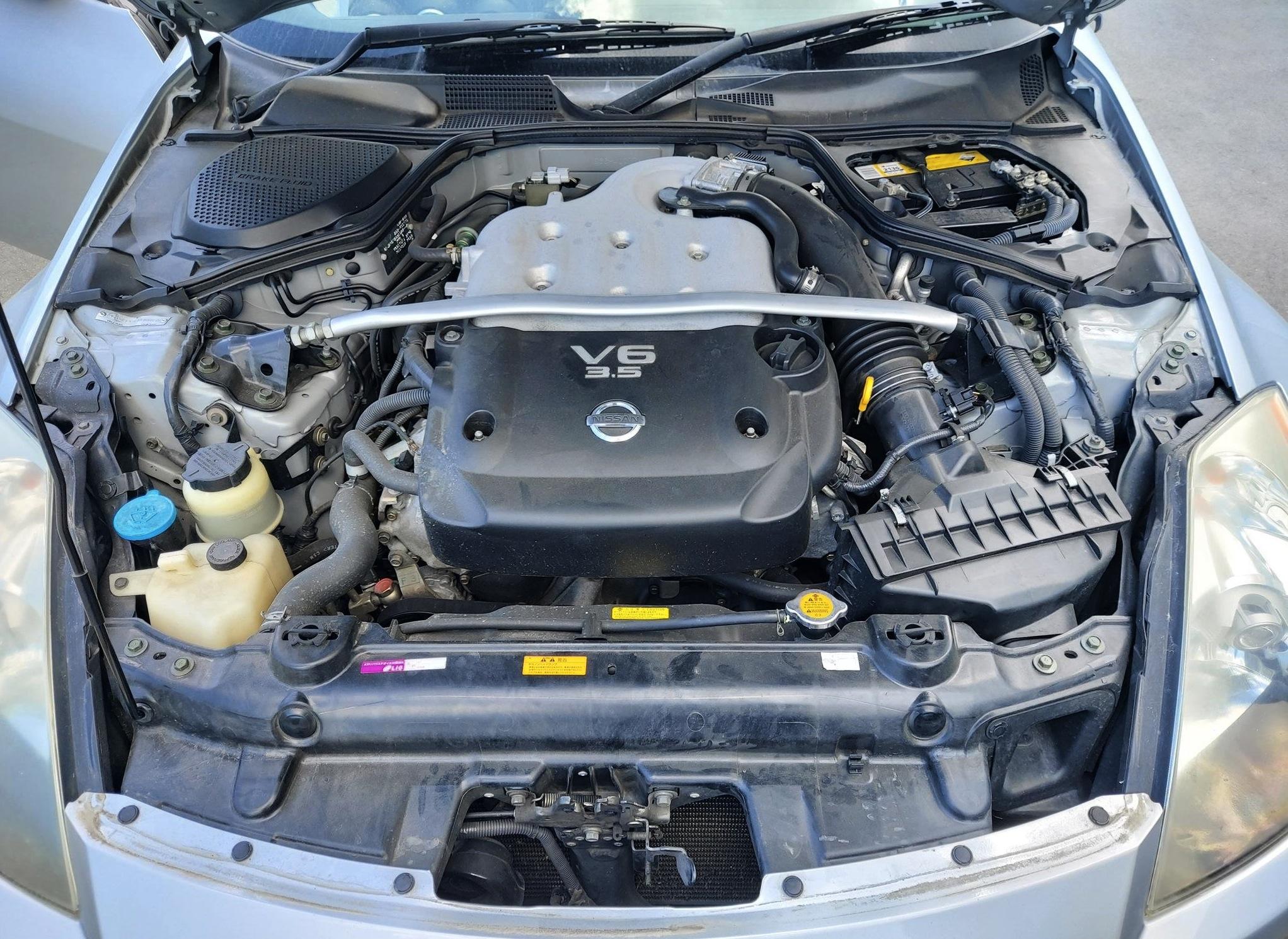 04 VQ35DE RWD Z33 350Z FAIRLADY MOTOR