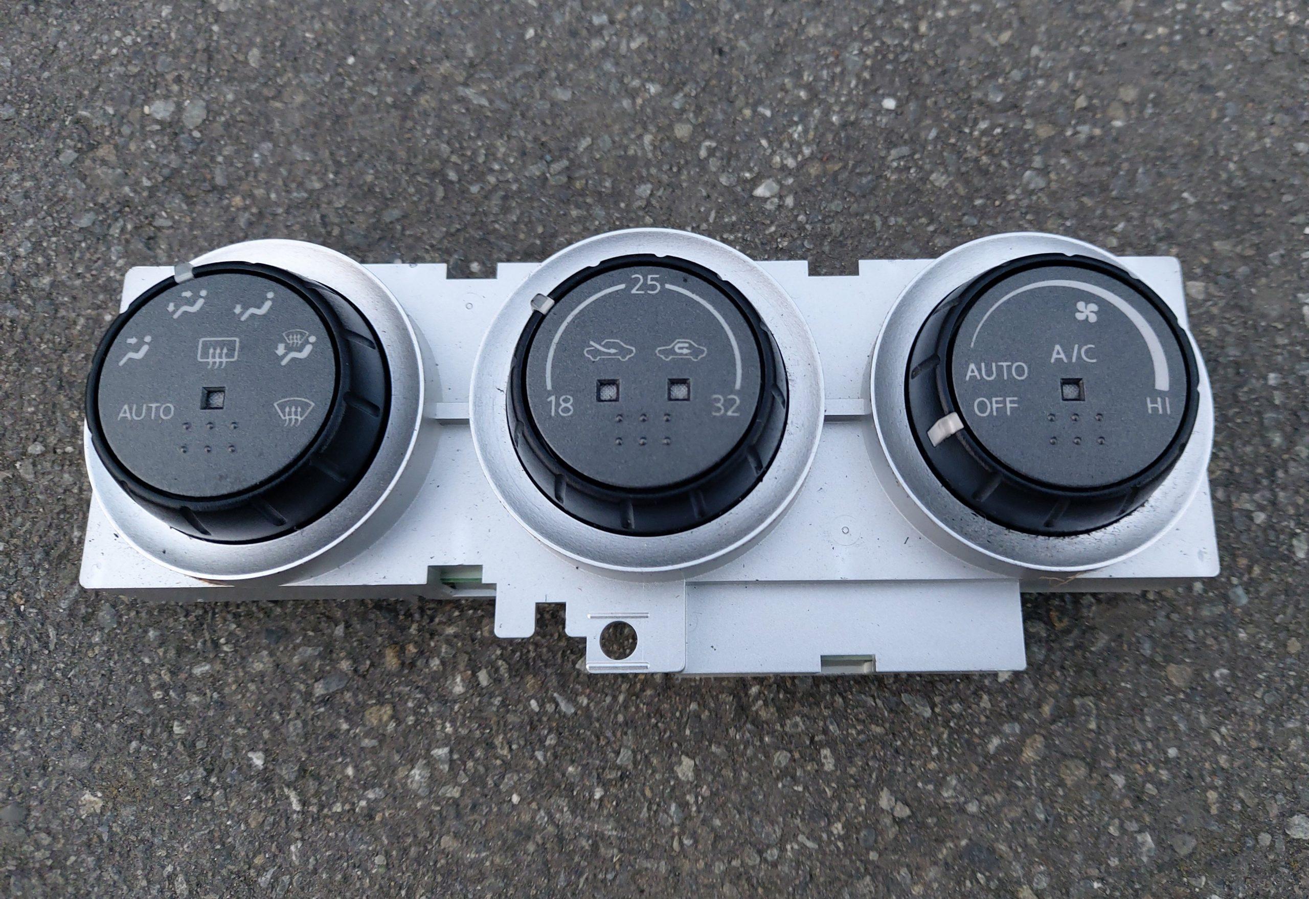 Z33 350Z HEATER CONTROL